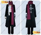 Super Danganronpa 2 Gundam Tanaka Cosplay costume with scarf