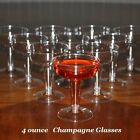 Event WEDDING Party - Plastic Champagne Wine Martini Flutes Glasses