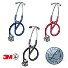 STETOSCOPIO 3M LITTMANN TRADITIONAL nero blu navy bordeaux GIMA cardiology 3141