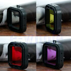 Multi Color Plastic Diving Filter Underwater Converter For Gopro Hero 3+ EW