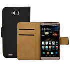 Flip Pu Leather Flip Case Wallet Cover For The Huawei Ascend Mate 7