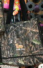 NWT Large Diaper Tote Bag True Timber Conceal Green Camo Pink or Black Trim