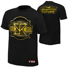 Seth Rollins Undisputed Future WWE Authentic Mens Black T-shirt