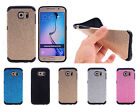 New Bling Glitter TPU Soft Back Shell Case Cover Skin For Samsung Galaxy S6