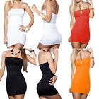 Sexy Women Summer Slim Sleeveless Evening Party Cocktail Casual Short Mini Dress