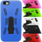 """For Apple iPhone 6 Plus (5.5"""") - Heavy Duty Armor Protector Phone Cover Case"""