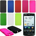 For PANTECH DISCOVER P9090 Hard Rubberized Plastic Various Phone Cover Cases