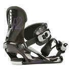 K2 Cassette Womens Snowboard Binding 2013 Small All-Mountain Freestyle Bindings