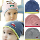 Unisex Kid Baby Boy Girl Toddler Infant Children Cotton Soft Cute Hat Cap Beanie