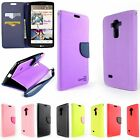 For LG G Stylo Wallet Case Flip Folio Phone Pouch Cover with Screen Protector