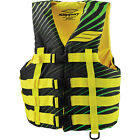 Slippery MENS Hydro Nylon Life Vest Green Jacket XS-4XL
