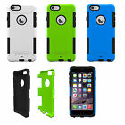 Trident Aegis Rugged Hard Shell Cover Case w/Screen Protector for iPhone 6 Plus