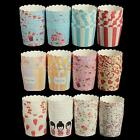 50pcs Utility Cake Baking Paper Cup Cupcake Muffin Cases Wedding Birthday Party