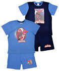 Boy's Ultimate Spiderman Gift Pack Spidey Shorty Pyjamas 4 to 10 Years NEW