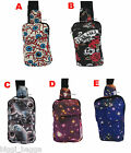 FESTIVAL CHEST BAG  Skull Space Eye Cross Body Bum Money Holiday Rock Travel