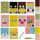 Cartoon Folio case cover for ipad Air 2 Gen A1566 A1567 MGLW2  MH2V2