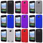 For ZTE Zephyr Z752C Paragon Z753G Sonata 2 Frosted Flexible TPU Cover Case