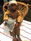 "Daddys Long Legs ""jack"" Doll With Pail - Karen Germany Signed"