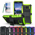 Protective Rugged Hybrid Hard Stand Case Cover For Samsung Galaxy S6 Active G890