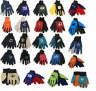 NFL Utility Gloves (Choose Your Favorite Team) (Pair) Football Logo Grip on eBay