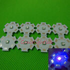 3535 365nm 395nm 420nm UV LED ultraviolet High Power bead with 20mm Star base