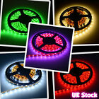 5M Led Strip Light 300leds 3528 / 5050smd Waterproof With 2A/5A Adapter