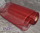 "10"" x10YDS SOLID COLOR DECO MESH WRAP ROLLS FLORAL MESH WRAP RIBBON WREATHS BOWS"