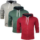 Champion Hooded Zip Up Hoody Jumper Mens 208158