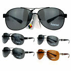 CG Eyewear Designer Fashion Polarized Lens Classic Biker Cop Aviator Sunglasses