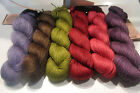 Aslan Trends 70% King Baby Llama & 30% Mulberry Silk Yarn 12 colors