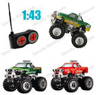 NEW Mini MONSTER TRUCK Radio Remote CONTROL CAR RC Model Racing Truggy GIFT