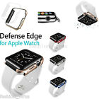 X-doria Defense Metal Edge Case Cover Protection Skin for Apple Watch 38mm/42mm