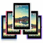 "iRULU Multi-Color 7"" Google Android 4.4 Kitkat Quad Core 1024*600 16GB Tablet PC"
