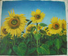 FLOWER ART 30 IMAGES 2 CHOOSE FROM OIL PAINTING ROLLED OR STRETCHED 20X24""