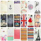 Fashion Skin Pattern Painted Hard Back Case Cover For Apple iPhone 6 4.7 UK