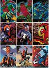 1995 FLEER ULTRA SPIDER-MAN II 2 Marvel Single Cards Complete Your Set #61-120