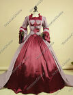 Renaissance Victorian Royal Queen Dress Gown Theatrical Reenactment Costume 148