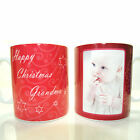 Happy Christmas Personalised Photo Mug - Great Gift For Any Family Member