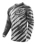 Troy Lee Designs 2016 GP Jersey Vert Gray Mens Size SM-2XL
