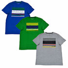 Tommy Hilfiger T-Shirt Mens Graphic Country Tee Brasil Italia Germany S M L V526