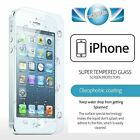 PREMIUM REAL CLEAR SLIM TEMPERED GLASS SCREEN PROTECTOR FOR ALL IPHONE MODELS