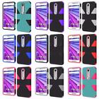 For Motorola Moto G 2015 3rd Gen XT1540 XT1548 Dynamic Hybrid Cover Case