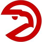 New NBA ATLANTA HAWKS Logo Decal on High Quality Vinyl buy 2 get 1 free