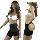 Seamless Tummy Control Boyshort Butt Lifter High Waist Shaper Underwear Panties