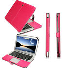 For Macbook Air 11 13 Pro 15 Retina PU Leather Laptop Sleeve Bag Case Cover