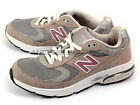 New Balance WW880GP2 D Light Brown & Grey & White Lightweight Walking Shoes NB