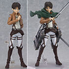 Attack On Titan Eren Jaeger Shingeki no Kyojin Figma Figure Anime Collection NEW