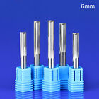 Two Straight Flute Milling Cutter CNC Engraving Bit Wood Router Bits Sets