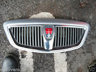 MK2 Rover 45 Front Bumper Grille / Grill / Badge in Starlight Silver MBB VGC!!