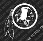 Washington Redskins vinyl decal sticker car truck motorcycle nfl football $19.99 USD on eBay